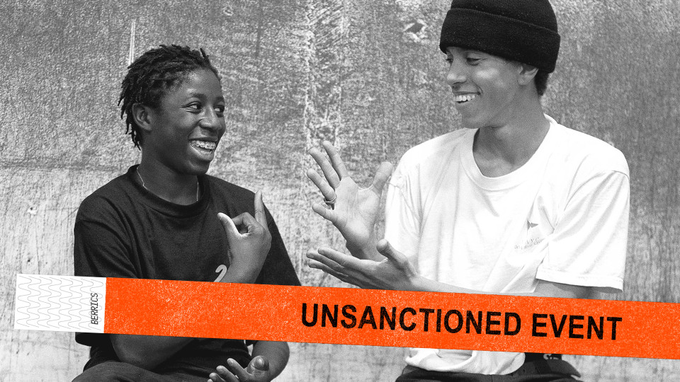 UNSANCTIONED EVENT: KADER SYLLA VS. SEVEN STRONG