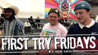 FIRST TRY FRIDAYS LIVE WITH CARLOS RIBEIRO