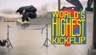 DID JAKE HAYES JUST DO THE WORLD'S HIGHEST KICKFLIP?
