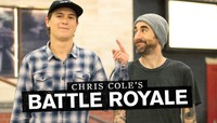 CHRIS COLE'S BATTLE ROYALE WITH CLIVE DIXON AND BILLY MARKS