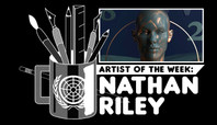ARTIST OF THE WEEK: THE NATHAN RILEY INTERVIEW