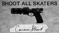 SHOOT ALL SKATERS: CAMERON STRAND