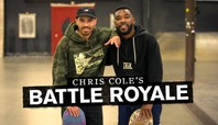 CHRIS COLE'S BATTLE ROYALE WITH JP SOUZA & MARQUISE HENRY