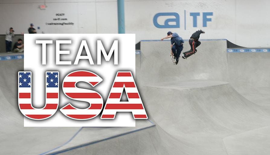 USA SKATEBOARDING TEAM ANNOUNCEMENT RECAP VIDEO