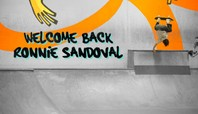 WELCOME BACK RONNIE SANDOVAL