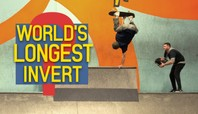 DID ERICK WINKOWSKI STALL THE WORLD'S LONGEST INVERT?