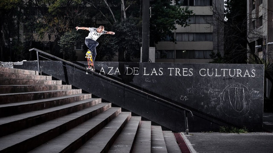NIKE SB MEXICO'S 'VORTICE' IS THE FULL-LENGTH YOU'VE BEEN WAITING FOR