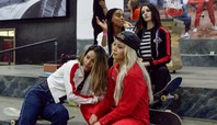 DICKIES GIRLS SKATE JAM AT THE BERRICS