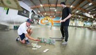 SKATE OR DICE WITH ALEX MIDLER & DONOVAN STRAIN