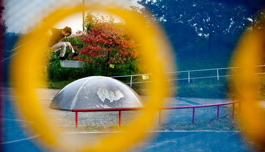 SHOOT ALL SKATERS WITH MATT PRICE