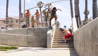 CHRIS 'CRUSTY' WEISSMANN'S PART FROM SKATE JUICE'S 'TRUTH TO POWER'