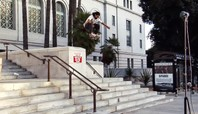 HUGO LAGUNAS'S PART FROM SKATE JUICE'S 'TRUTH TO POWER'