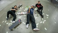 SKATE OR DICE WITH JP SOUZA, FILIPE ORTIZ & GUILHERME TRAKINAS