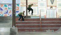 RYAN DECENZO FRONTSIDE 360 OLLIES EVERYTHING