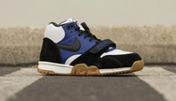 SEE HOW THE POLAR X NIKE SB AIR TRAINER 1'S SKATE