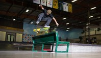 DWINDLE INTERNATIONAL LINKS UP FOR A BERRICS SKATECATION