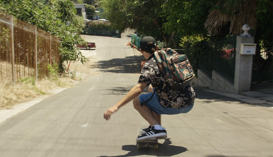 HUF X JANSPORT IN THE WILD WITH SALOMON CARDENAS