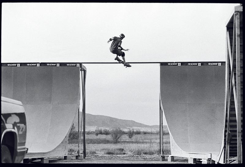 'TONY HAWK IS GOOD PEOPLE': FOUR DECADES OF PHOTOS BY DAVE SWIFT
