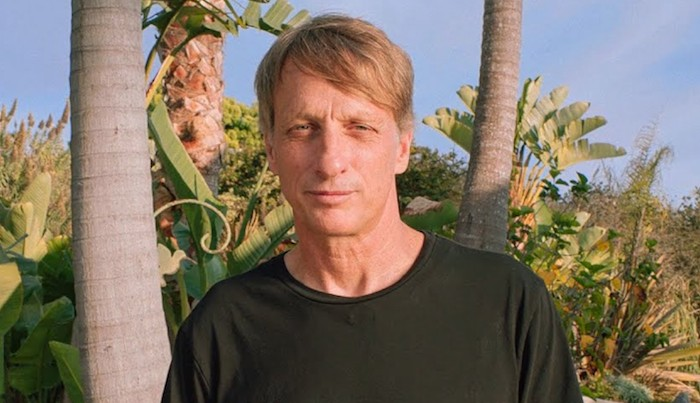 TAKE A TOUR OF TONY HAWK'S HOME IN 'VOGUE' FEATURE