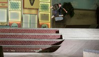 YOSHI TANENBAUM DOES THE GNARLIEST TRICK EVER AT THE BERRICS