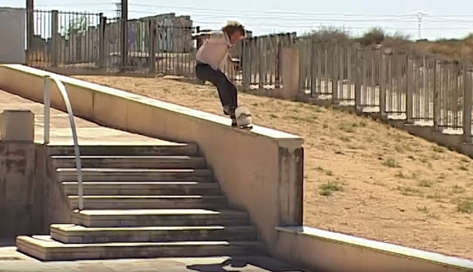 ULPH ANDERSSON'S 'NEVER TOO LATE' CREATURE PART IS RIGHT ON SCHEDULE