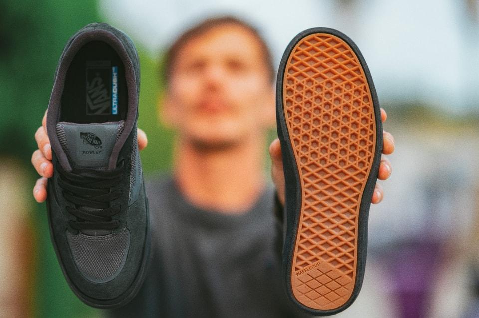 VANS RELEASES ROWLEY RAPIDWELD PRO LTD—INSPIRED BY '90S FOOTWEAR