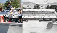BUILD IT AND THEY WILL SKATE: RONNIE SANDOVAL AT VANS PARK SERIES