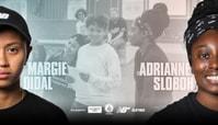 WBATB Head To Head: Margie Didal & Adrianne Didal