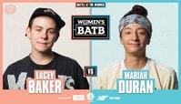 WBATB: Lacey Baker Vs. Mariah Duran