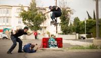 Louie Lopez's Skate Shop Pit Stop