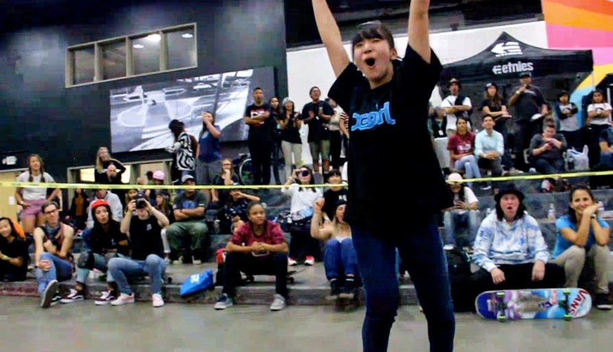 Poseiden Foundation's 11th Annual Ladies Day At The Berrics