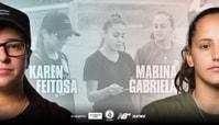 WBATB Head To Head: Karen Feitosa & Marina Gabriela