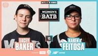 WBATB: Lacey Baker Vs. Karen Feitosa