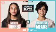 WBATB: Monica Torres Vs. Christiana Means
