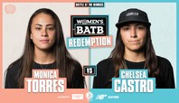 WBATB Redemption Battle: Monica Torres Vs. Chelsea Castro