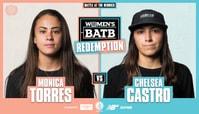 WBATB Redemption Battle: Monica Torres Vs. Chelsea Castro