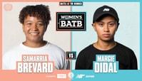 WBATB: Samarria Brevard Vs. Margie Didal
