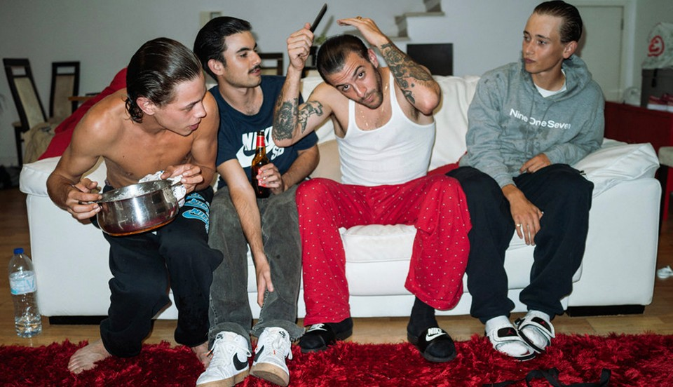See Some Hot Lisbon Action In Nike SB's 'Fetén'