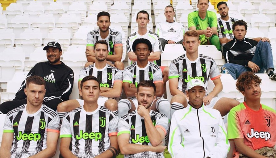 Palace Takes To The Field With Adidas x Juventus Collection