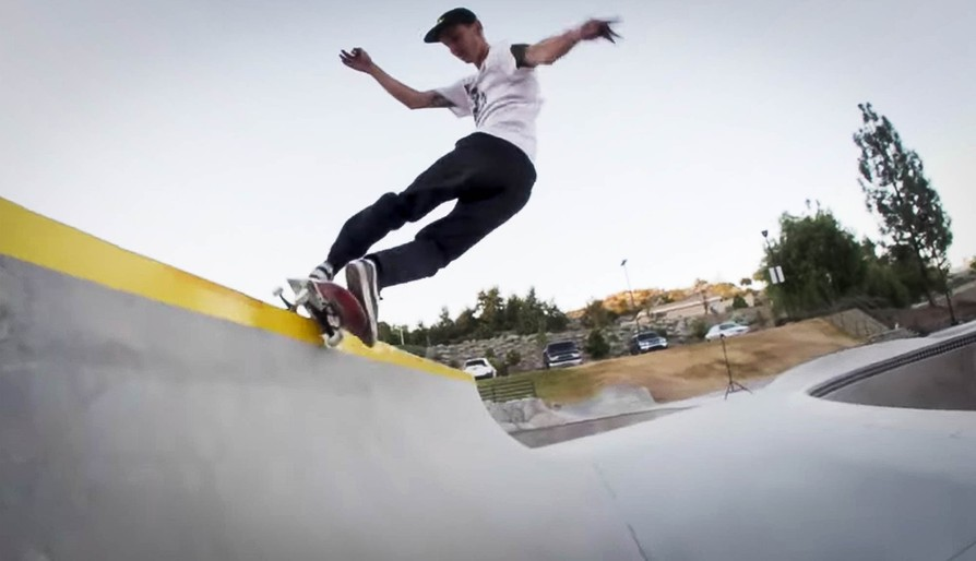 Bronson Speed Co.'s Tristan Rennie Treats You To Some Speedy Deck Checks