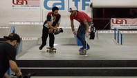 Process: Visually Impaired Skater Justin Bishop