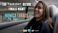 WBATB Before The Finals: Monica Torres