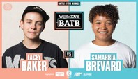 WBATB Third Place Battle: Lacey Baker Vs. Samarria Brevard