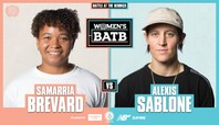 WBATB Semifinals: Samarria Brevard Vs. Alexis Sablone