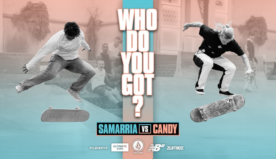 WBATB Finals: Who Do You Got? Samarria Brevard Vs. Candy Jacobs