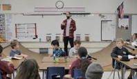 Skateboarding School: The Miniramp Classroom