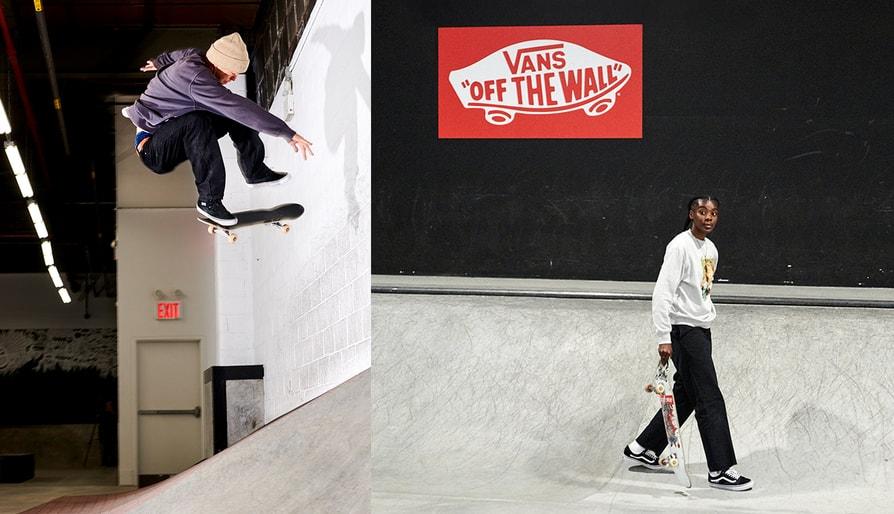 Vans Skate Space 198 With Andrew Reynolds & Rowan Zorilla