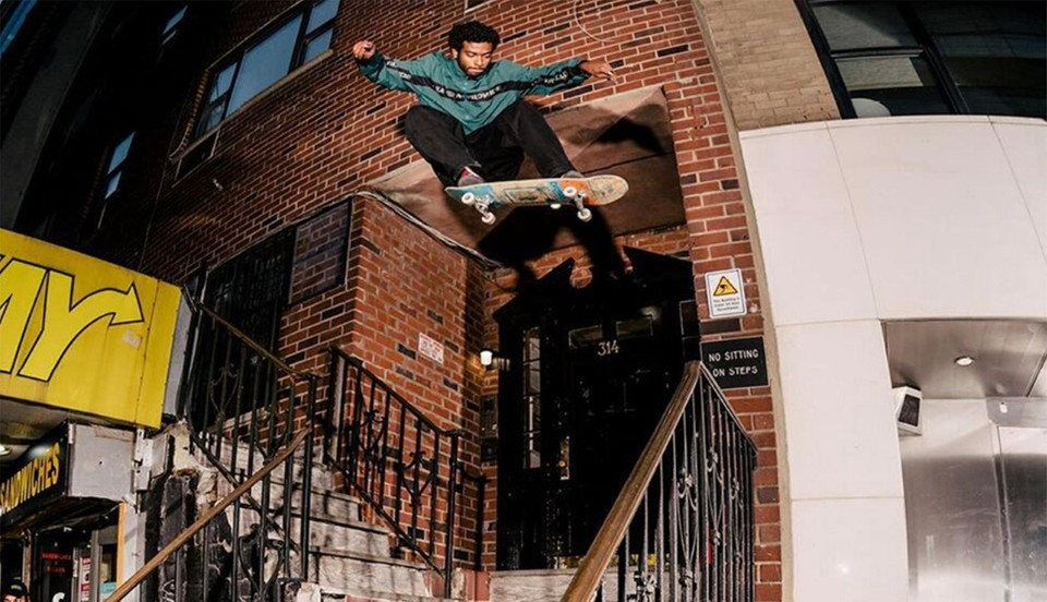 Chocolate Skateboards Announces Carl Aikens To The Team