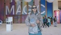 Olan Prenatt Gets Kitted Out At MAGIC In Las Vegas