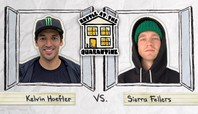 Kelvin Hoefler Vs. Sierra Fellers: Battle At The Quarantine